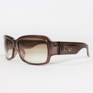 Vintage Christian Dior Extralight Heart Sunglasses